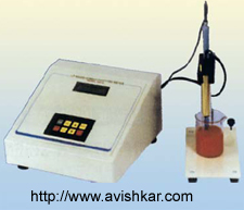 Microprocessor Cond- TDS Meter