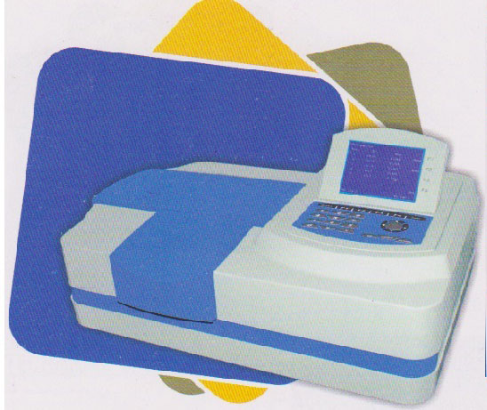 UV Vis spectrophotometer Double Beam