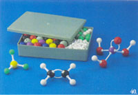 Atomic Model Set (Euro Deisgn)